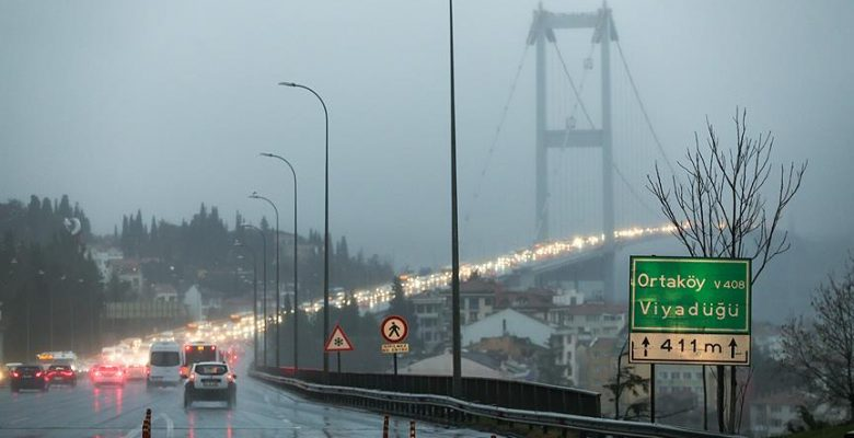 'Köprü geçiş cezalarına af' teklifi kabul edildi.