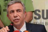 Mansur Yavaş'tan İYİ Parti'ye olumsuz cevap.