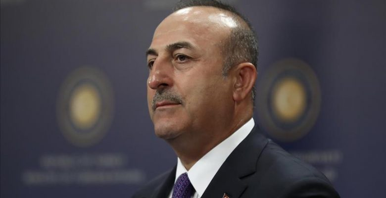 Çavuşoğlu, BM Genel Sekreteri ile telefonda görüştü.