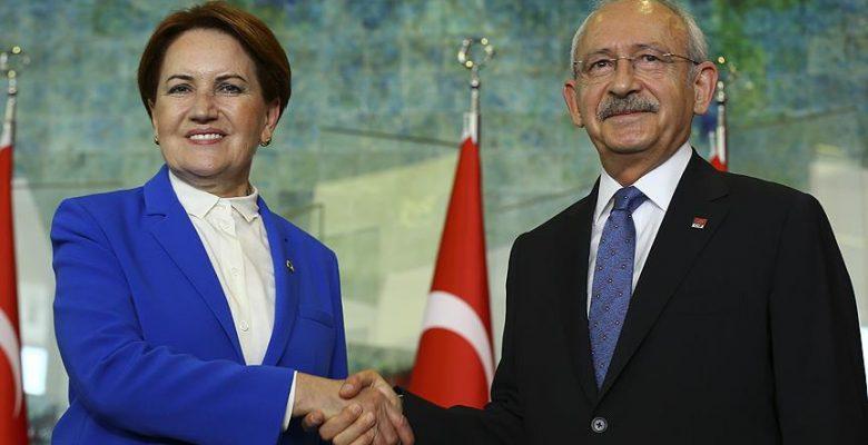 Kılıçdaroğlu ile Akşener görüşecek.