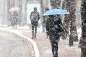 Marmara'da hava sıcaklığı mevsim normallerinin altında.