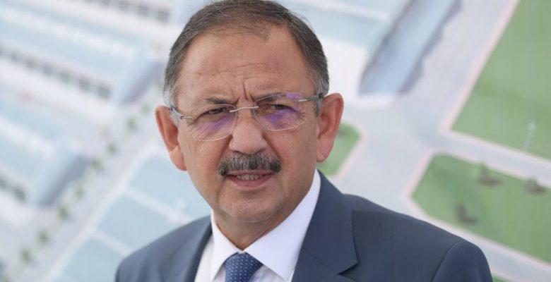 'Ankara hizmetin başkenti olacak'.