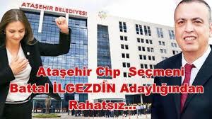 Ataşehir Chp Seçmeni , Yerel Seçimlerde Battal İlgezdiden Rahatsız..