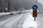 Tatile çıkacaklara 'kış şartları' uyarısı.