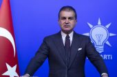 AK Parti Sözcüsü Çelik: Samsun İl Başkanımız Hakan Karaduman açığa alınmıştır.