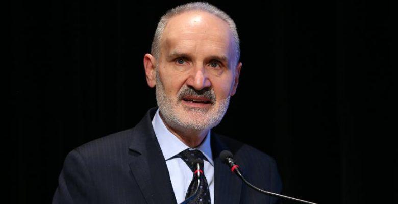 İTO Başkanı Avdagiç: Bankalar döviz kredi faizini indirmeyi unuttular herhalde.