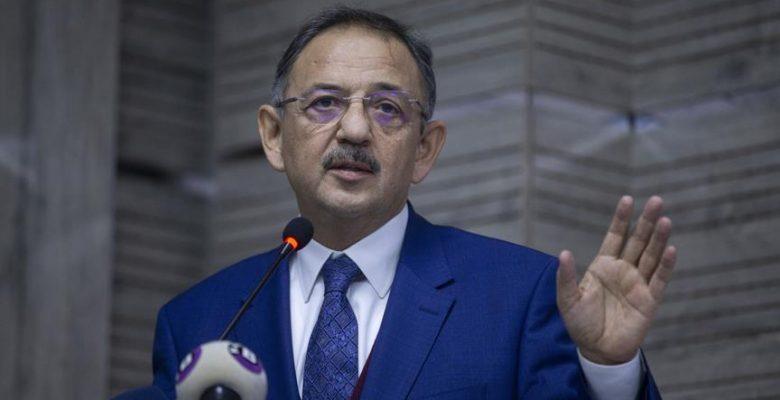 Mehmet Özhaseki: Şehirlerimizi birlik içinde yöneteceğiz.