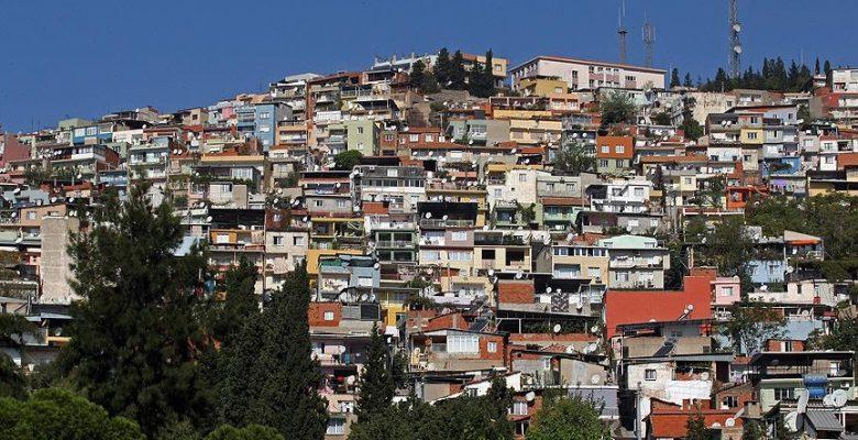 İzmir'deki kentsel dönüşüm planına iptal kararı.