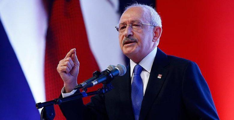 CHP Genel Başkanı Kılıçdaroğlu: Türkiye'yi hiç kimse sokak kabadayısı diliyle tehdit edemez.