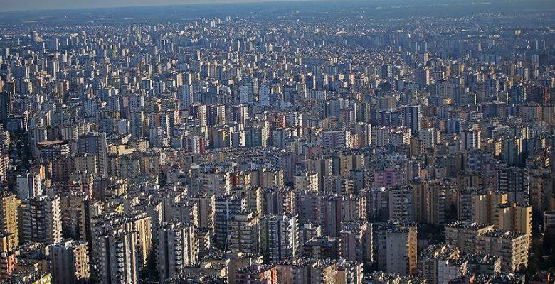 Türkiye'de geçen yıl 1,4 milyon konut satıldı.