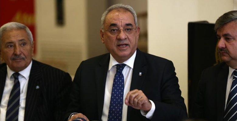 DSP Genel Başkanı Aksakal: DSP tek başına seçime katılacak.