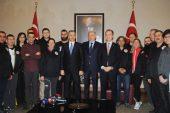 3. Ulusal Antarktika Bilim Seferi İçin Türk Ekip Yola Çıktı.