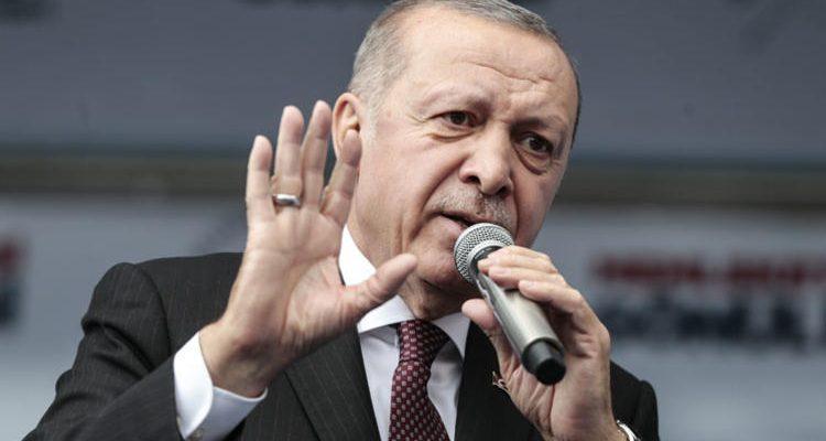 Erdoğan: Bugün Türkiye'de iki ittifak karşı karşıyadır…