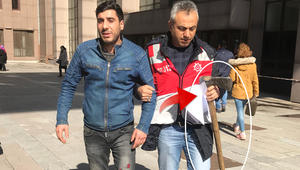 Bakırköy adliyesine baltayla baskın! 'Adaletimle geldim…'