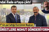 FOX TV'nin parlattığı Komünist Başkan Fatih Mehmet Maçoğlu örgüt nohutçusu çıktı!.