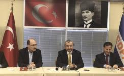 Yedpa Esnafı ; Akparti Ataşehir Belediye Başkan Adayı İsmail ERDEM ile Buluştu