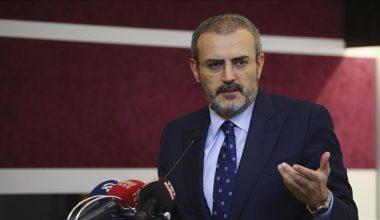 AK Parti'den Temelli'nin sözlerine tepki.