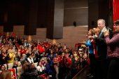 Mansur Yavaş, CHP ve İYİ Partili kadınlarla bir araya geldi.