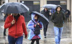 Meteorolojiden kuvvetli yağış ve fırtına uyarısı.