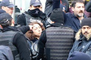 HDP'li Saliha Aydeniz hakkında soruşturma başlatıldı.