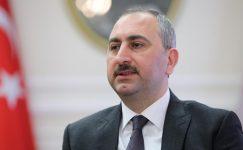 Adalet Bakanı Gül: FETÖ'nün inkar stratejisi üst aklın taktiği.