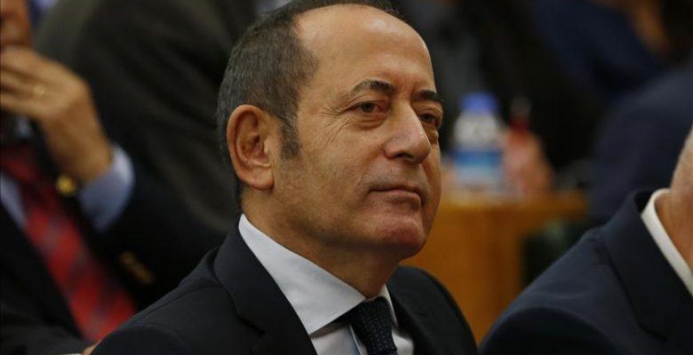 Hamzaçebi, CHP Genel Sekterliği görevini bıraktı.