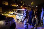 Kayseri'de devriye gezen polis aracına silahlı saldırı.