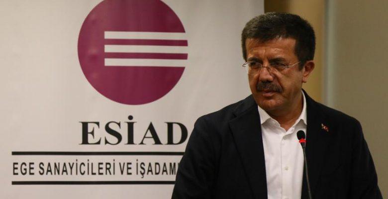 'İzmir'in arıtması yok hükmündedir'.
