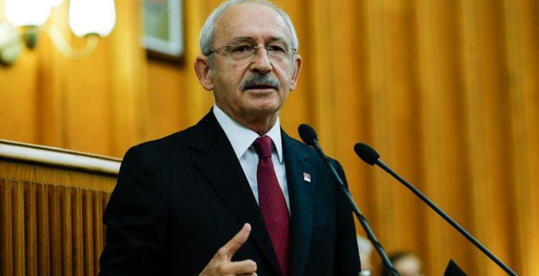 CHP Genel Başkan Kılıçdaroğlu: Benim milliyetçilik anlayışımda her şeyden önce vatanım gelir.