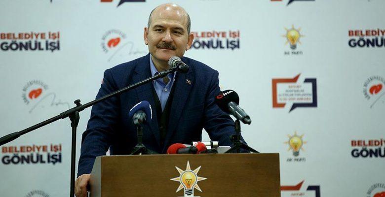 İçişleri Bakanı Soylu: Öyle bir şey icat ettik ki teröristlerin adım atması mümkün değil.