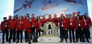 TEKNOFEST 17-22 Eylül'de Atatürk Havalimanında düzenlenecek.