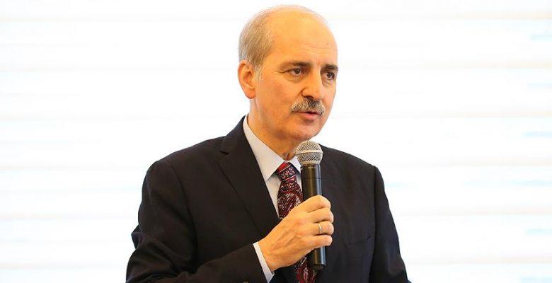 AK Parti Genel Başkanvekili Kurtulmuş: Fırat'ın doğusu da bizim, Fırat'ın batısı da bizim.