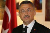 Cumhurbaşkanı Yardımcısı Oktay'dan Terim'e taziye telefonu.