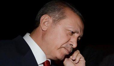 Cumhurbaşkanı Erdoğan'dan taziye telefonu.