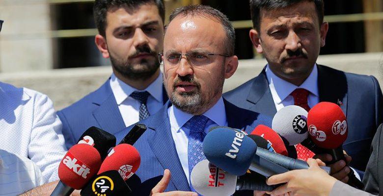 AK Parti Grup Başkanvekili Turan: Yeni askerlik sistemi çalışmalarında büyük mesafe alındı.
