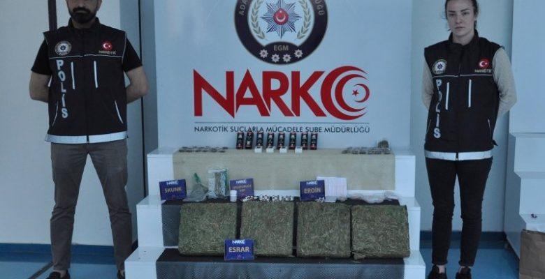 Galeri Yaşam Uyuşturucudan aranan 26 hükümlü yakalandı.