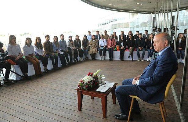 Başkan Erdoğan: Operasyonları ters tepki! Şimdi Türk Lirası bulamıyorlar…