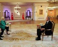 Başkan Erdoğan: İradenize ipotek koyanlara cevabınızı sandıkta verin.