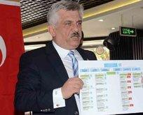 DSP'nin adayı Tamer Kanber CHP-İYİ Parti'nin kirli ittifakını deşifre etti: HDP'ye daire başkanlığı tahsis edecek.