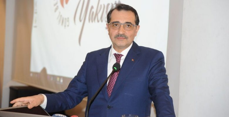Bakan Dönmez: Ülkemizde doğalgaz kullanan nüfus 50 milyona ulaştı.