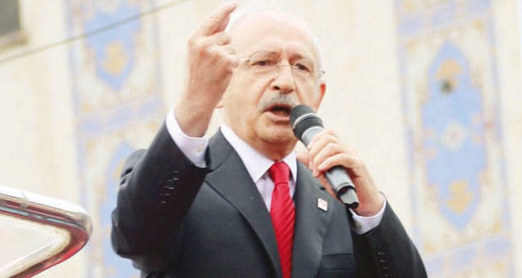 Kılıçdaroğlu: Kavgadan uzak duracağız.