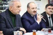 Bakan Varank: Zeytinburnu'nu 'Akıllı Şehir' haline getirmek için hep beraber gayret edeceğiz.