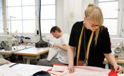 Mesleki eğitimde tekstil mezunlarının istihdamı artacak.