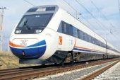 Bakan Cahit Turhan: Hızlı tren önümüzdeki hafta Halkalı'ya kadar hizmet verecek.