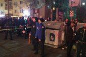 Çekmeköy'de intihara kalkışan kişiyi müzakereci polis vazgeçirdi.