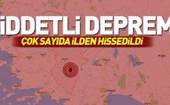 Denizli Acıpayam, İzmir, Antalya depremi son dakika şiddeti kaç? (En son depremler AFAD Kandilli Rasathanesi açıklaması).