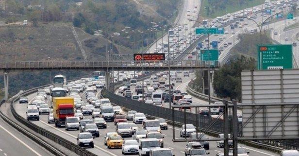 İstanbul'da bugün bu yollara dikkat! 8 Mart Dünya Kadınlar Günü.