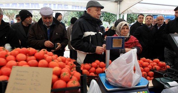Marketlere tanzim ürün satışı başladı.