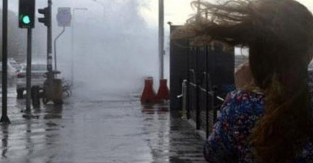 Meteoroloji'den Marmara ve Ege için son dakika fırtına uyarısı.