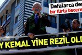 Esprisine gülünmeyen adam: Kemal Kılıçdaroğlu.